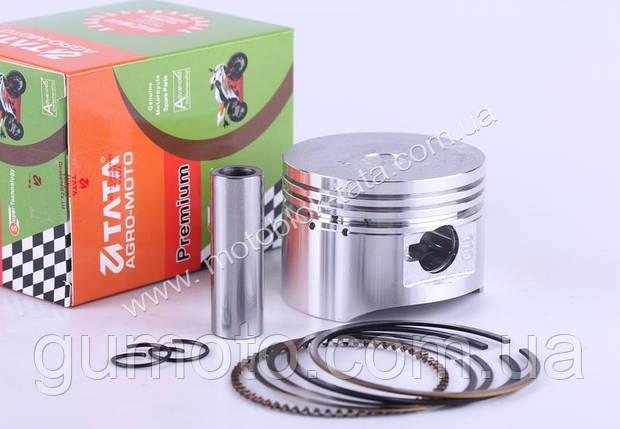 Поршневой комплект 52,5 mm - Актив/Дельта/Альфа - Premium, фото 2