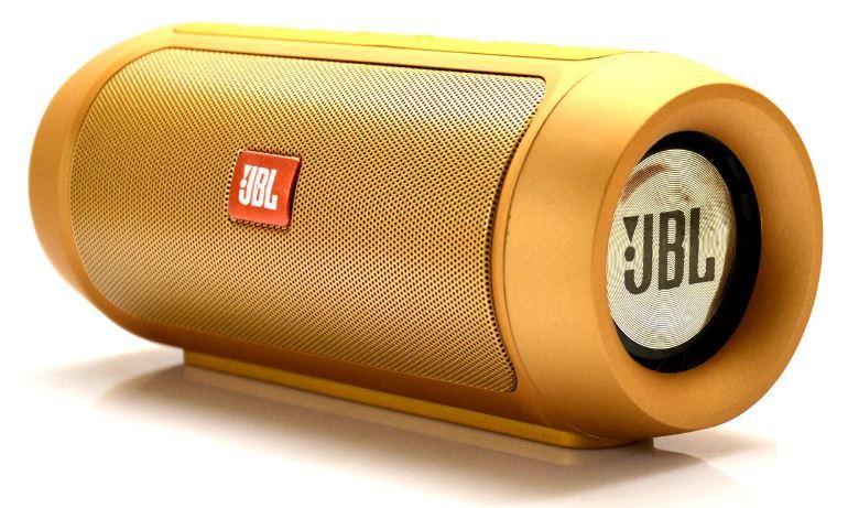 Беспроводная колонка JBL Charge 2+ (золото) Bluetooth
