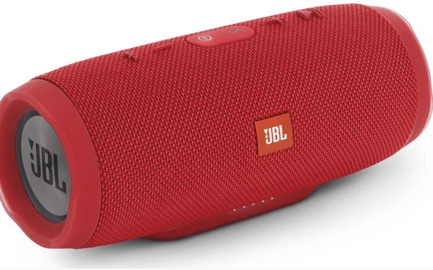 Портативна Bluetooth колонка JBL CHARGE 3 (червона)