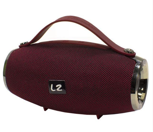 Портативна Bluetooth колонка LZ E16 mini (червона)