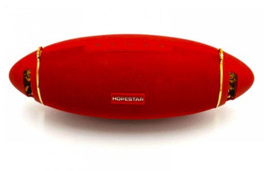 Бездротова Блютуз колонка Hopestar H20+ (червона)