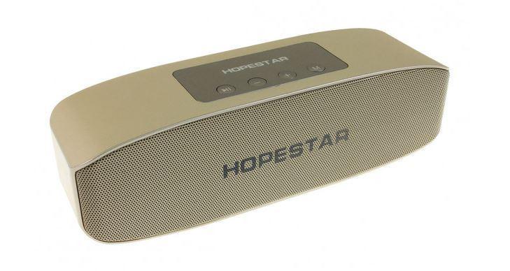 Портативна Bluethooth колонка Hopestar H31 (червона)