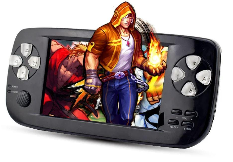 Портативна приставка PSP X7 Plus (9999 ігор)