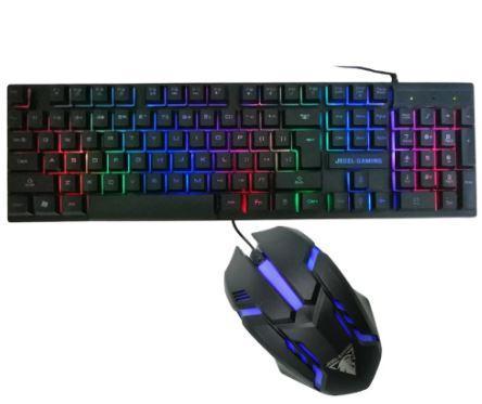 Безпровідний комплект клавіатура і мишка HK-3960