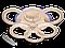 Світлодіодна люстра A3003/3+3WH LED 3color dimmer (Білий) 65W, фото 3