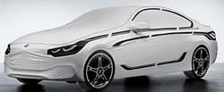 Оригінальний автомобільний чохол Design View BMW F23 / F22 / F87 2 серія, артикул 82152350053
