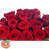 Красная роза Ред Наоми 40 - 100 см, фото 3
