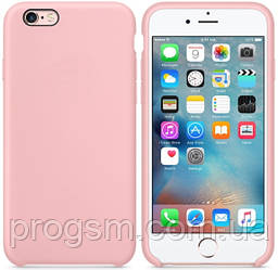 Чохол Silicone Case для iPhone 6 plus, iPhone 6S Plus OR Pink