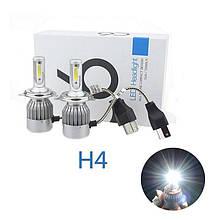 Автомобильные LED лампы C6-H4