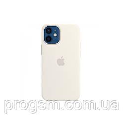 Чохол Sillicon Case для iPhone 12 Mini White