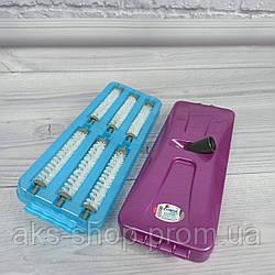 Ручной пылесос Zmbak ZP-308 - 6 щетк с длинной ручкой для уборки