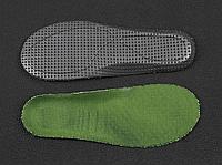 Спортивные стельки KROK латекс Green (зеленые)