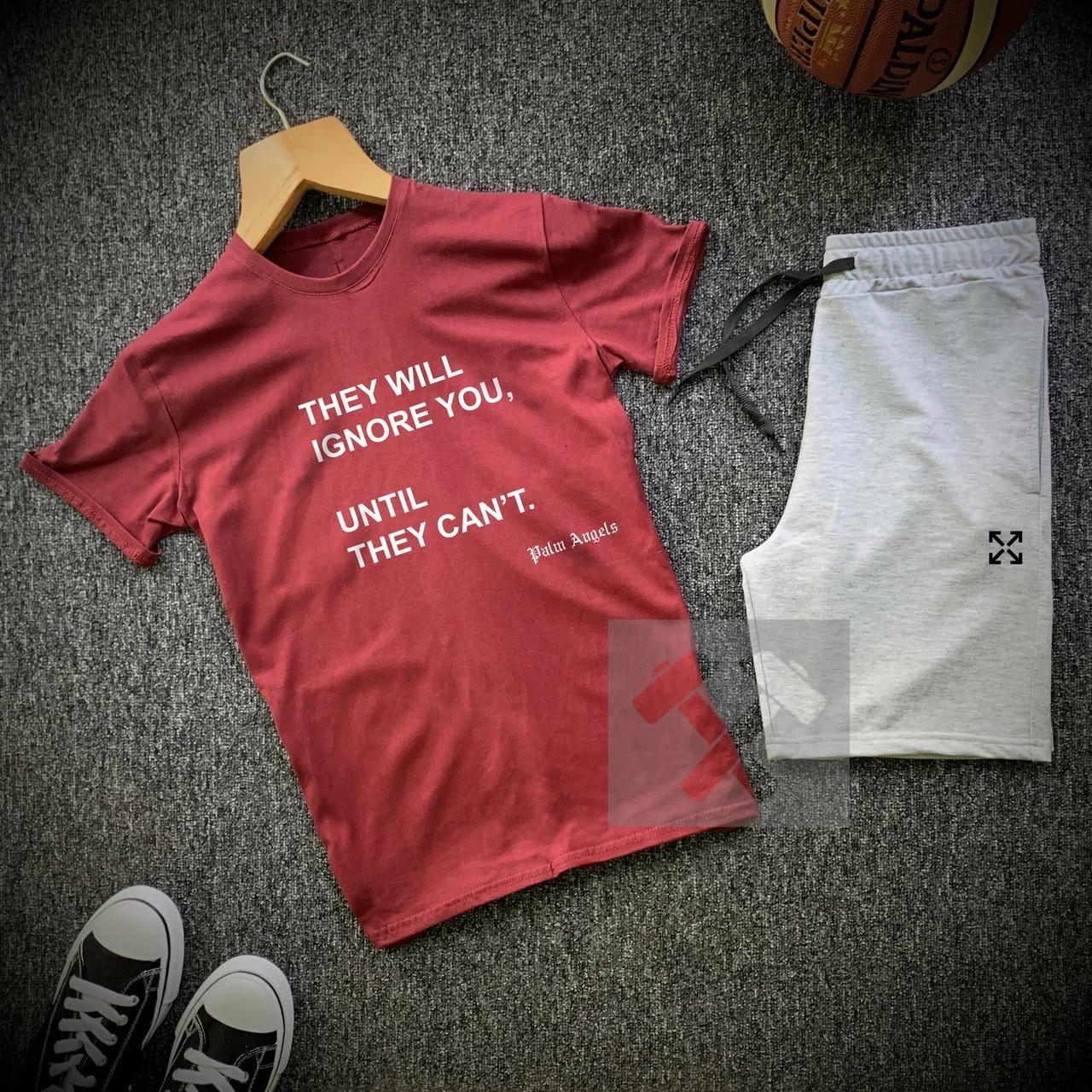 Футболка і шорти Palm Angels комплект