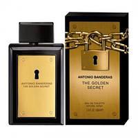 """Мужская туалетная вода""""Antonio Banderas The Golden Secret"""" обьем 100 мл"""