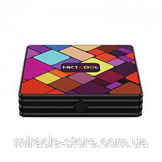 Смарт приставка Smart TV HK1 Cool 4GB/32GB Smart TV Android 9.0, фото 3