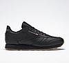 """Оригінальні чоловічі кросівки Reebok Classic Leather Black/Gum"""""""