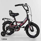 Велосипед дитячий Corso CL 12 дюймів, фото 3