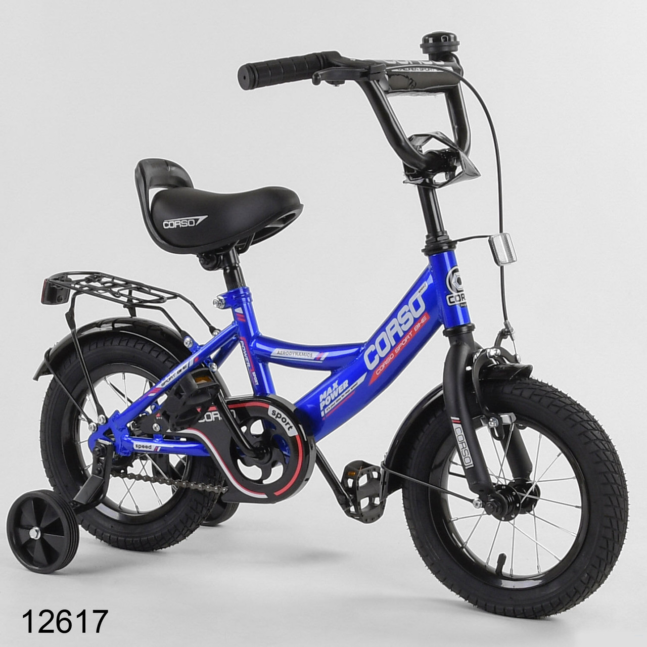 Велосипед дитячий Corso CL 12 дюймів