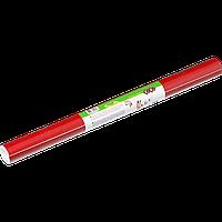 Пленка клейкая для книг красная (33см*15м) рулон KIDS Line