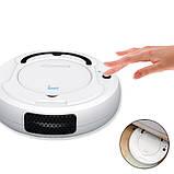 Робот-пылесос Bowai Smart OB8S White (4902-13958a), фото 3