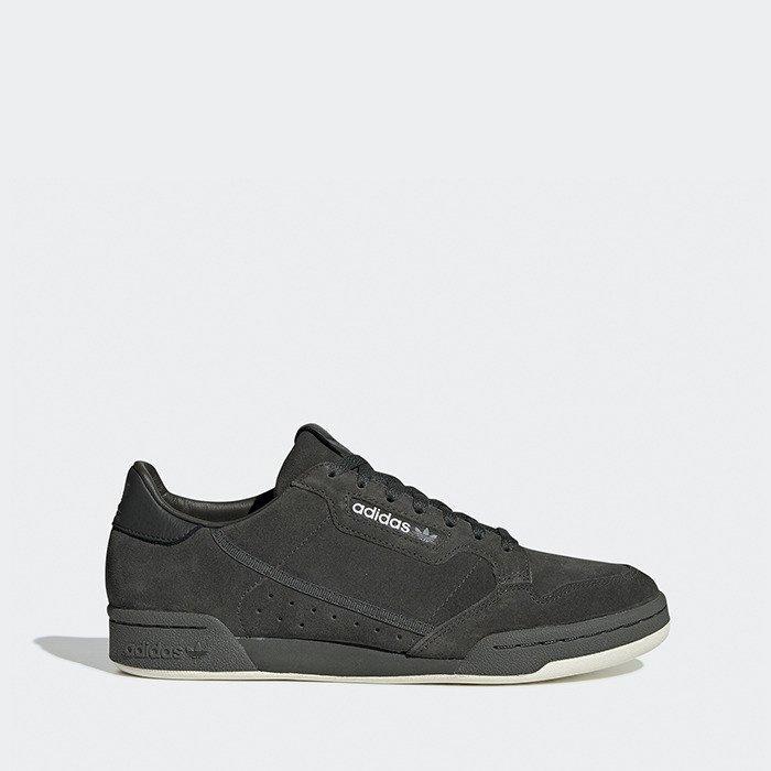 Кроссовки мужские Adidas Continental 80 хаки (EE5364)