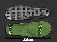 Спортивні устілки KROK латекс Green (зелені) 46