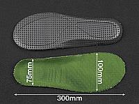 Спортивні устілки KROK латекс Green (зелені) 45