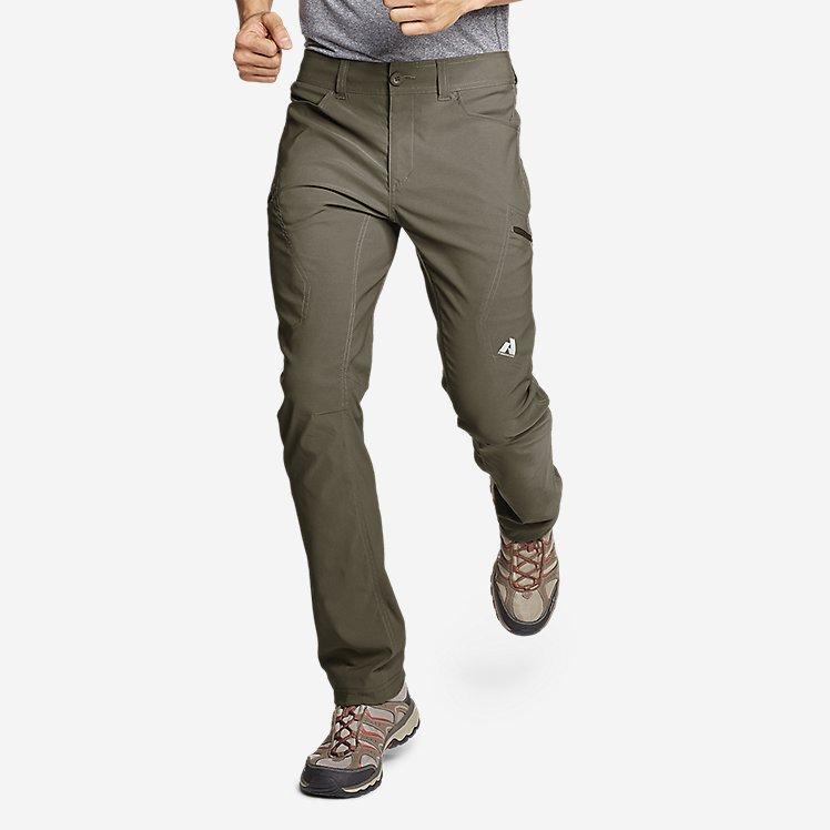 Трекінгові штани Eddie Bauer Guide Pro Pant Green Slate 36/30