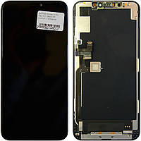 Дисплей iPhone 11 Pro Max (6.5) Black OR (снятый с телефона)