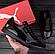 Чоловічі шкіряні кросівки Puma Ferrari чорні, фото 2