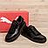 Чоловічі шкіряні кросівки Puma Ferrari чорні, фото 5
