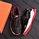 Чоловічі шкіряні кросівки Nike AIR Black MAX, фото 4