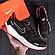 Чоловічі шкіряні кросівки Nike AIR Black MAX, фото 5