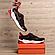 Чоловічі шкіряні кросівки Nike AIR Black MAX, фото 6