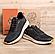 Чоловічі кросівки BS Running сірі, фото 3