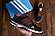 Мужские летние кроссовки Adidas Tech Flex Brown сетка (реплика), фото 2
