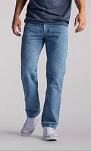 Джинсы Lee Regular Fit jeans - WORN LIGHT