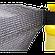 Батут Atleto 152 см з захисною сіткою жовтого, фото 5