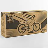 Велосипед Corso Magnesium 14 дюйма, фото 9