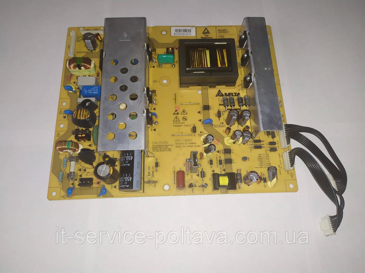 Блок живлення (Power Supply) DPS-182CP для телевізора Philips