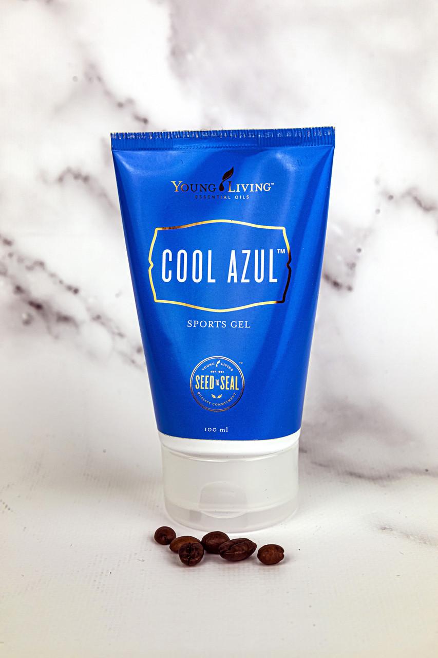 Спортивный гель для тела с охлаждающим эффектом Cool Azul Sports Gel Young Living 100мл
