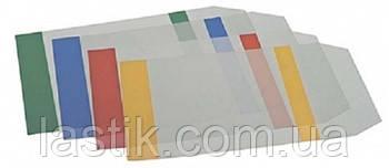 /Набор обложек для учебников 225*400 мм с клапаном PVC 5 шт, фото 2