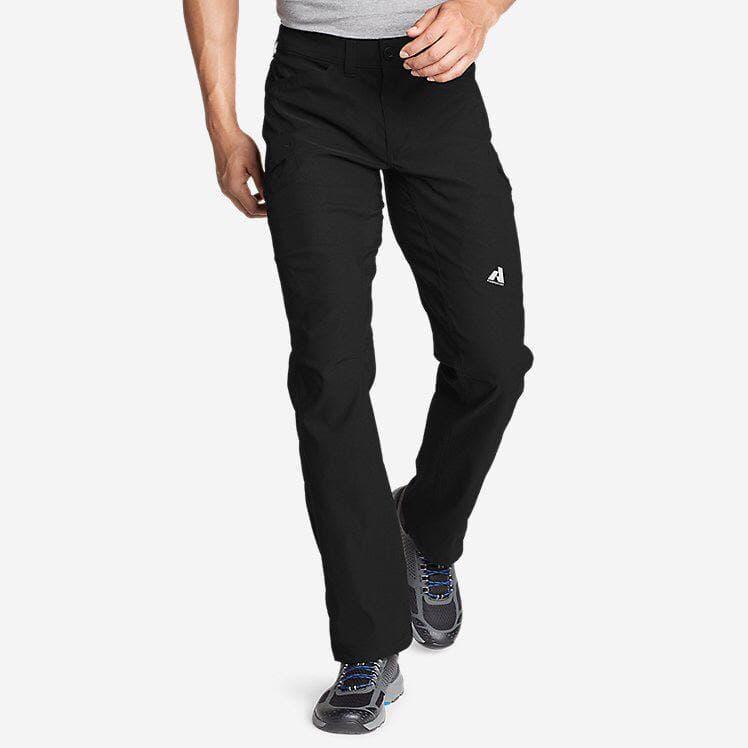 Трекінгові штани Eddie Bauer Guide Pro Pant Black 35/30
