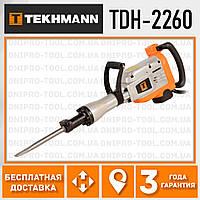 Молоток  отбойный электрический Tekhmann TDH-2260