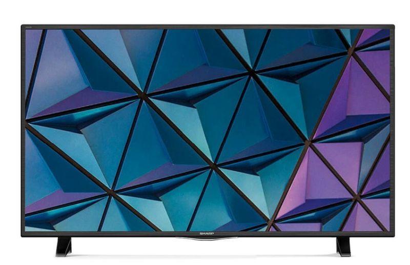 Телевізор Sharp LC-49CFF6002E-Smart TV-(C)-Б/У
