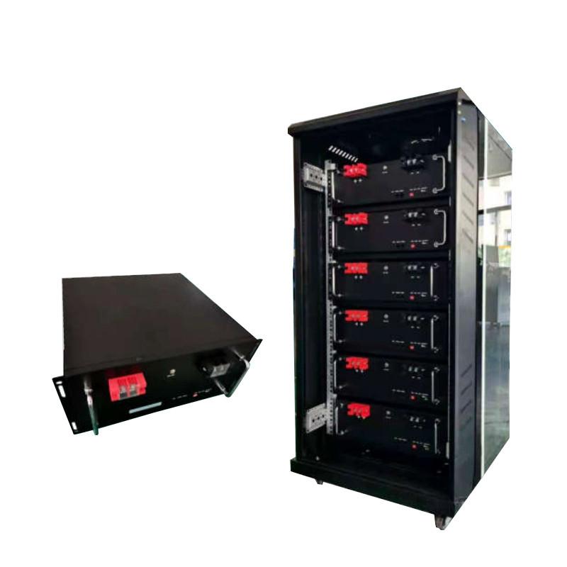 Акумуляторний блок Lifepo4 48V (200Ah/150Ah/100Ah/80Ah) для системи сонячної енергії (великої ємності)