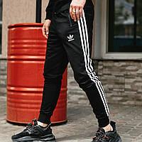 Спортивны штаны мужские Adidas Original черные