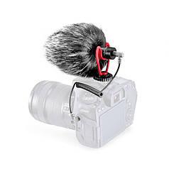 Микрофон однонаправленный Sairen VM-Q1 для записи видеосъемки настольный