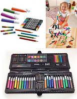 Компактный набор для рисования 92 предмета, фото 1