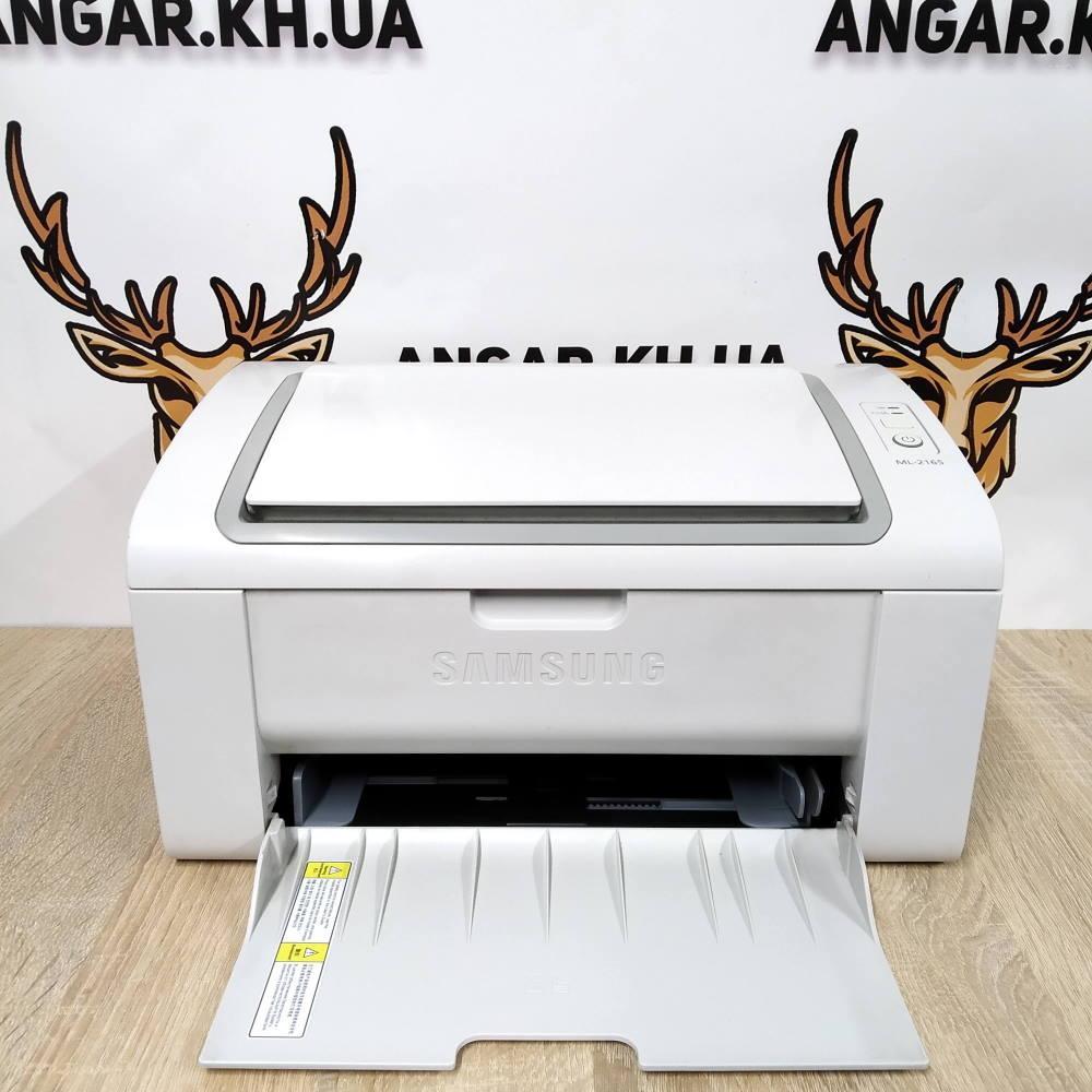 Принтер бу лазерный ч/б Samsung ML-2165